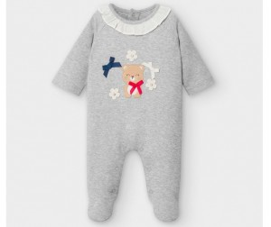 Mayoral Newborn Пижама для девочки 2758