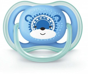 Пустышка Philips Avent Ultra Air Design 6-18 мес., 1 шт. SCF542/12