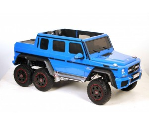 Электромобиль RiverToys G63 AMG P777PP