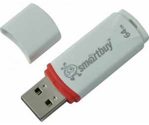 Smart Buy Память Flash Drive Crown USB 2.0 64GB