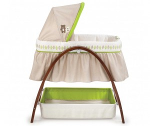 Колыбель Summer Infant BentWood